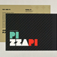 Pizza Pi Restaurant Postcard Template