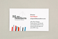 Friendly Insurance Agency Business Card Template