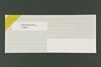 General Corporate Business Envelope Template