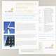 Eco Technology Consulting Datasheet Template