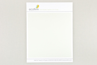 Eco Technology Consulting Letterhead Template