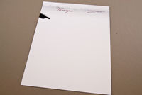 Classic Winery Letterhead  Template