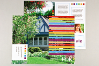 Landscape Design Brochure Template