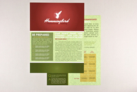 General Business Datasheet Template
