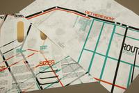 Skateboard Company Brochure Template