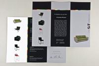 Modern Furniture Brochure Template
