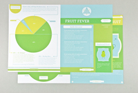 Bright Nutritionist Newsletter Template
