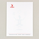 Graphic Business Coach Letterhead Template