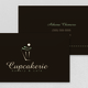 Cupcakerie Business Card Template