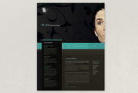 Classy Law Firm Flyer Template