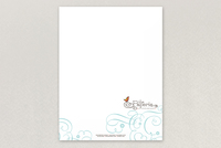 Paper Craft Store Letterhead Template