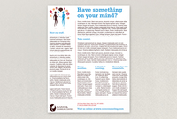 Counseling Datasheet Template