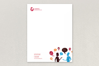 Counseling Letterhead Template