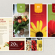 Stylish Florist Brochure Template