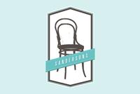Antique or Vintage Furniture Store Logo Template