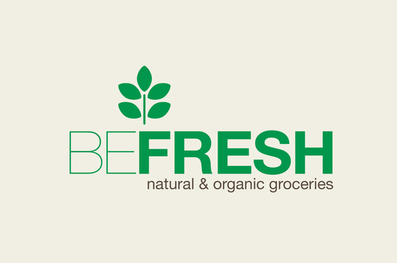 Organic Health Food Logo Template Inkd