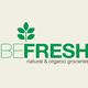 Organic Health Food Logo Template