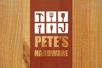 Hardware Store Logo Template