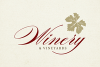 Rustic Winery Logo Template