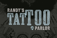 Tattoo Parlor Logo Template