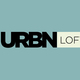 Contemporary Urban Lofts logo Template