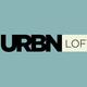 Contemporary Urban Lofts logo Template
