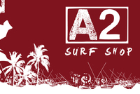 Surf shop logo Template