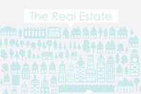 Illustrative Real Estate Logo Template