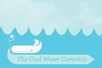 Illustrative Water Utilities Logo Template