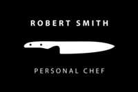 Personal Chef Service logo Template
