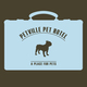 Luxury Pet Hotel logo Template
