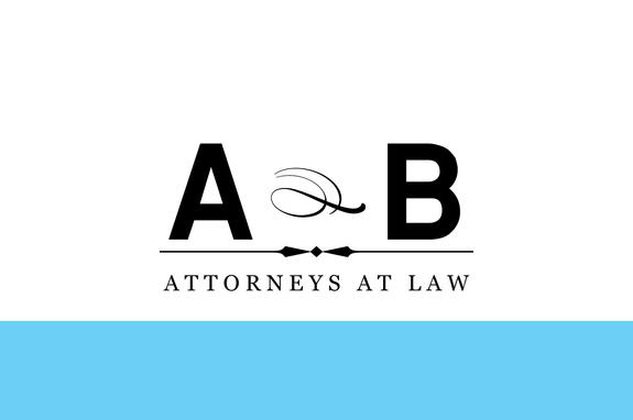 Classic Law Firm Logo Template | Inkd