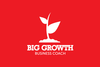 Graphic Business Coach logo Template