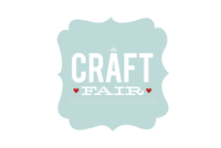 Retro Craft Fair logo Template
