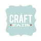 Retro Craft Fair logo Template