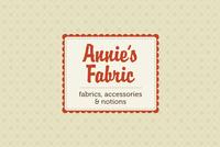 Fabric Shop Logo Template