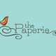 Paper Craft Store Logo Template