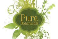 Organic Cosmetics Logo Template