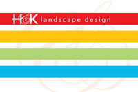 Landscape Design Logo Template