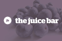 Juice Bar Logo Template