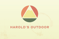 Sports & Outdoor Outfitters Logo Template