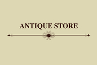 Antique Store Logo Template