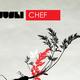Sushi Chef Logo Template