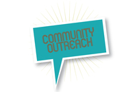 Community Outreach Logo Template