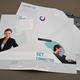 Telecommunications Brochure Template
