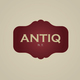 Antique Furniture Logo Template