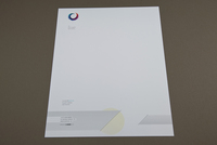Telecommunication Letterhead Template