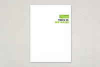 Small Business Letterhead Template