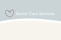 Senior Care Logo Template