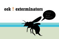 Exterminator Logo Template